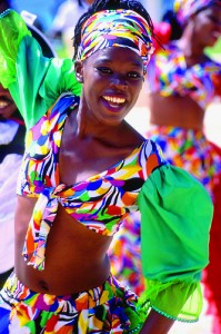 Crop Over Festival. Photo credit: Barbados Tourism