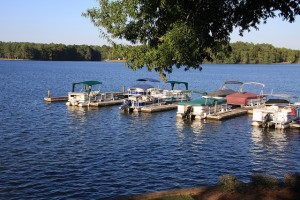 Lake Greenwood perfect haven for busy Freelance Travel Copywriter