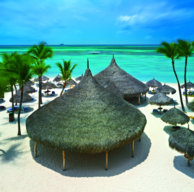 Photo credit: Hyatt Regency Aruba Resort, Casino and Spa