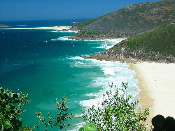 5 Best Caribbean Beaches from travel copywriter