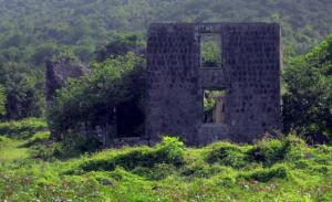 Haunted Caribbean Nevis