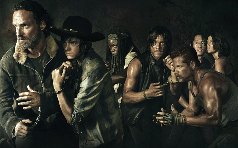 Great content and the Walking Dead