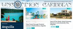 travel blogs Uncommon Caribbean