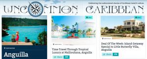 travel blogs Uncommon Caribbean