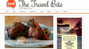 Travel Blogs Food