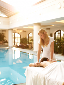 Best Spas Charleston Place Hotel